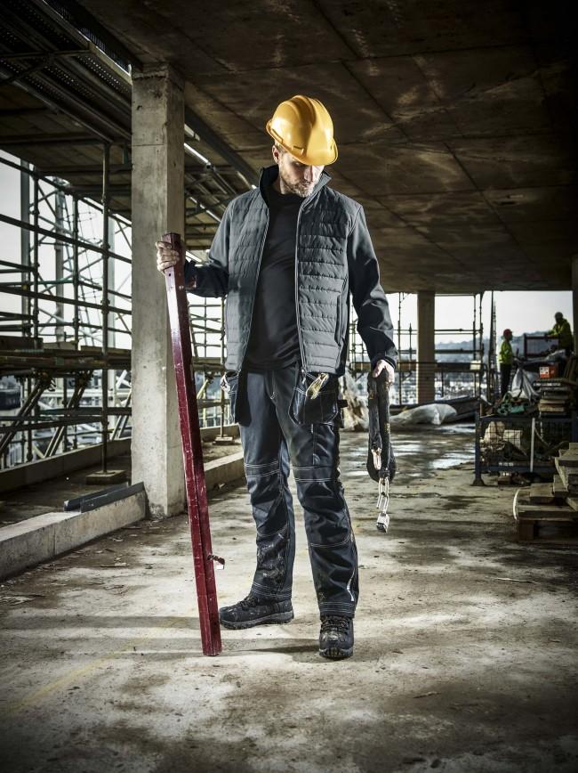 Veste de travail Loudon EH36000 - Navy en vente chez Textile Direct