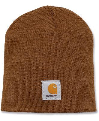 Bonnet tricoté CARA205 - Brown