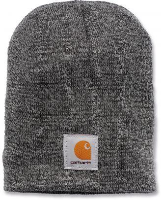 Bonnet tricoté CARA205 - Coal Heather