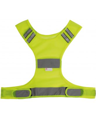 Gilet sport en filet KP705 - Fluorescent Yellow