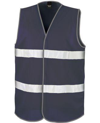 Gilet haute visibilité CORE R200XEV - Navy