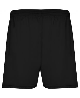 Short sport CALCIO noir