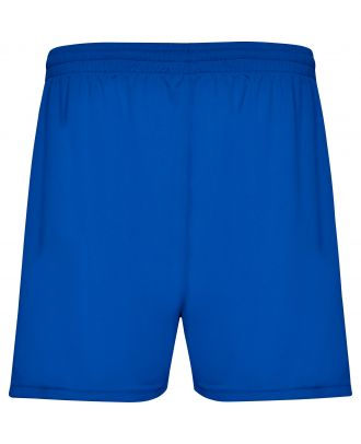 Short sport CALCIO bleu royal