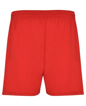 Short sport CALCIO rouge