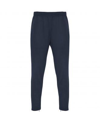 Pantalon sport coupe slim ASPEN marine