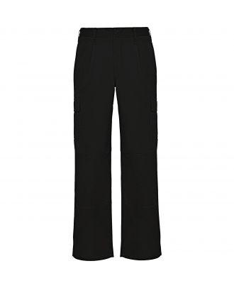 Pantalon de travail tissu résistant DAILY noir