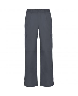 Pantalon de travail tissu résistant DAILY plomb