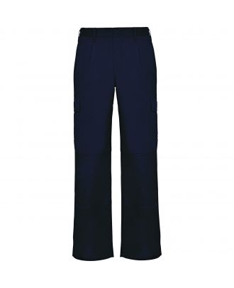 Pantalon de travail tissu résistant DAILY marine