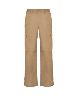 Pantalon de travail tissu résistant DAILY camel