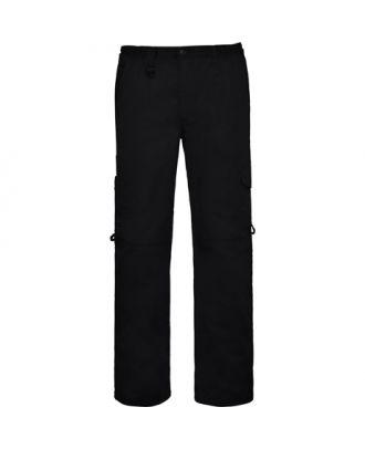 Pantalon de travail unisexe PROTECT noir