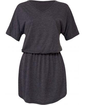 Robe Flowy BE8812 - Dark Grey Heather