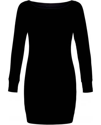 Robe Sweat-shirt léger BE8822 - Black