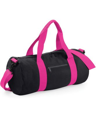 Sac baril original BG140 - Black / Fuchsia