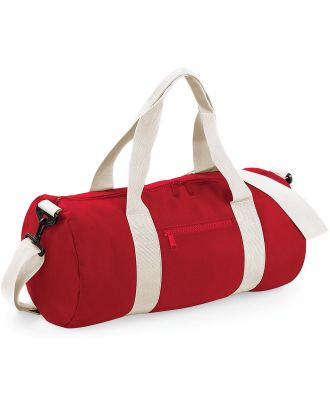 Sac baril original BG140 - Classic Red / Off White