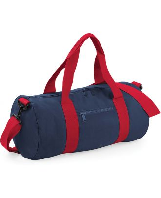 Sac baril original BG140 - French Navy / Classic Red