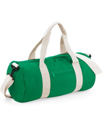 Sac baril original BG140 - Kelly Green / Off White