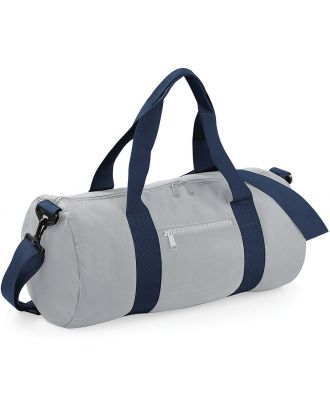 Sac baril original BG140 - Light Grey / French Navy