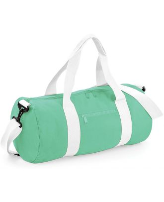 Sac baril original BG140 - Mint Green / White