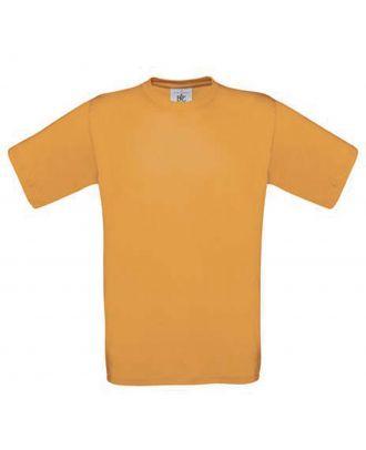 T-shirt enfant manches courtes exact 150 CG149 - Apricot