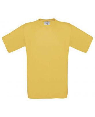 T-shirt enfant manches courtes exact 150 CG149 - Gold
