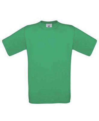 T-shirt enfant manches courtes exact 150 CG149 - Kelly Green