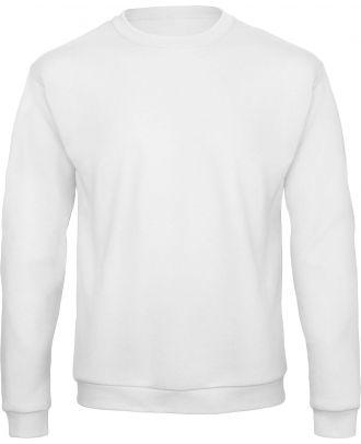 Sweatshirt col rond ID.202 WUI23 - White de face