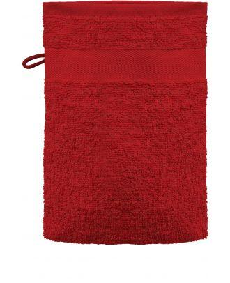 Gant de toilette K107 - Red-One Size