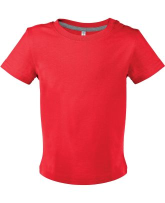T-shirt bébé manches courtes K363 - Red