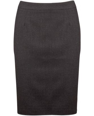 Jupe droite K732 - Anthracite Heather