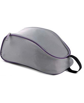 Sac range chaussures KI0501 - Light Grey / Purple