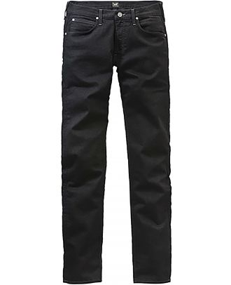 Jean Homme Daren Regular - Clean Black