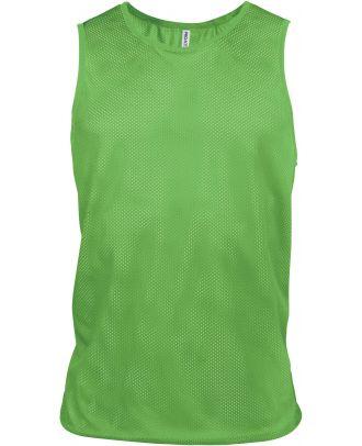 Chasuble en filet léger multisports PA043 - Fluorescent Green