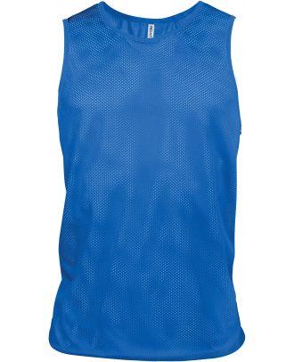 Chasuble en filet léger multisports PA043 - Sporty Royal Blue