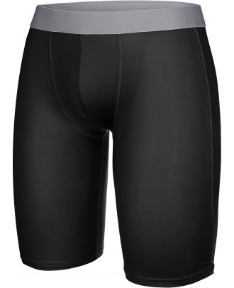 Sous-short long sport PA007 - Black