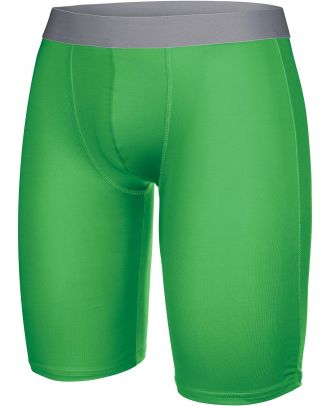 Sous-short long sport PA007 - Green