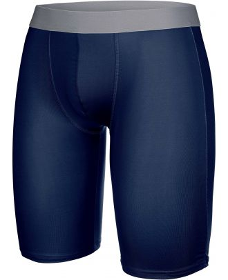 Sous-short long sport PA007 - Sporty Navy