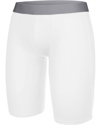 Sous-short long sport PA007 - White