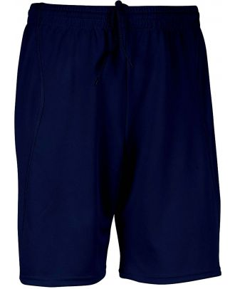 Short enfant de sport PA103 - Sporty Navy