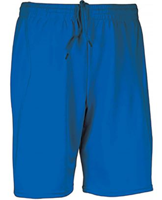 Short enfant de sport PA103 - Sporty Royal Blue
