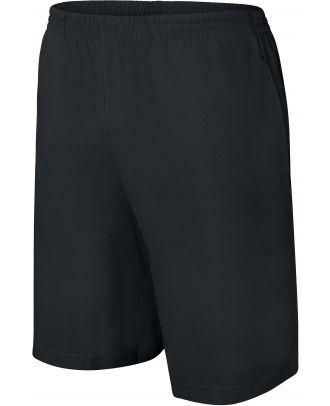 Short enfant jersey sport PA153 - Black
