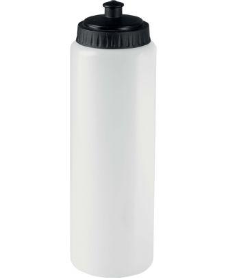 Gourde de sport 1000 ML PA560 - White