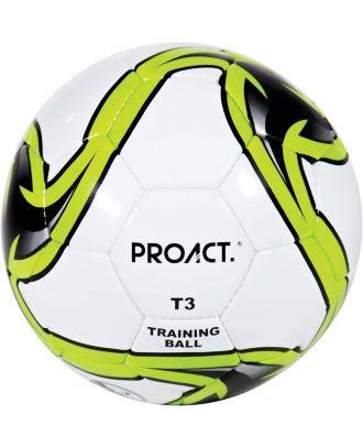 Ballon football Glider 2 taille 3 PA874 - White / Lime / Black-Taille 3