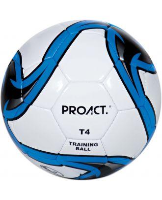 Ballon football Glider 2 taille 4 PA875 - White / Royal Blue / Black-Taille 4