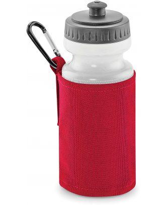 Bouteille & porte bouteille QD440 - Classic Red