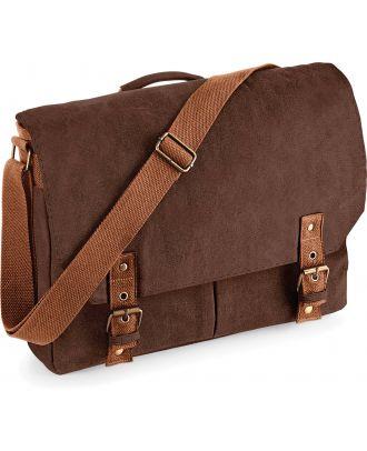 Sac messager Vintage QD625 - Vintage Brown