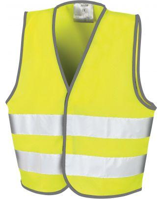 Gilet de sécurité enfant R200J - Fluorescent Yellow
