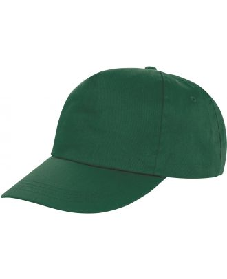 Casquette 5 panneaux Houston RC080X - Bottle Green