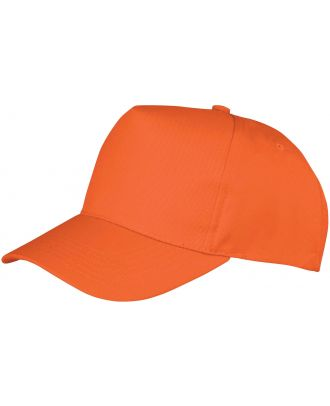 Casquette Boston junior RC084J - Orange