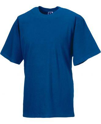 T-shirt col rond classic ZT180 - Bright Royal Blue