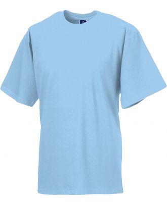 T-shirt col rond classic ZT180 - Sky Blue